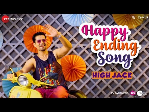 Happy Ending Song | High Jack | Sumeet Vyas, Sonna