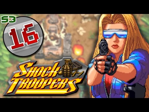 Video Shock Troopers - 1 Ficha por Dia S3-E16 download in MP3, 3GP, MP4, WEBM, AVI, FLV January 2017