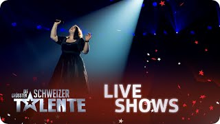 Nadia Maria Endrizzi - Writing's On The Wall von Sam Smith - Cover - 1. Halbfinale - #srfdgst
