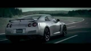 Nissan GT-R- First Official Video