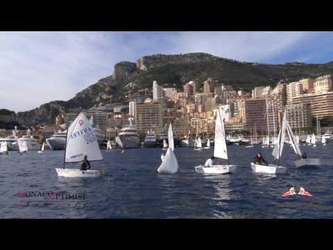 Monaco Optimist Team Race Day4