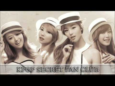 [MP3] 11. SECRET - Drive To You
