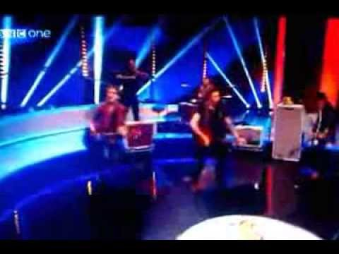 McFLY performing Love Is On The Radio on 'Pointless Celebrities' (Special Children In Need)