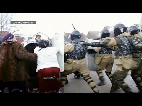 Ρωσία: Συγκρούσεις Ρομά και δυνάμεων ασφαλείας