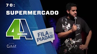 Video FILA DE PIADAS - SUPERMERCADO - #70 MP3, 3GP, MP4, WEBM, AVI, FLV Mei 2018