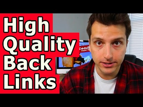 How High Quality Backlinks Make Me $1000 In a Single Day