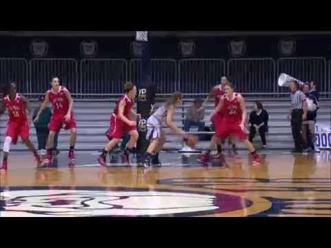 Butler Women's Basketball Highlights vs. Ball State