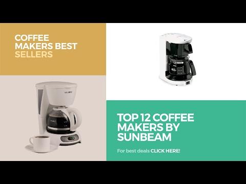 Top 12 Coffee Makers By Sunbeam // Coffee Makers Best Sellers