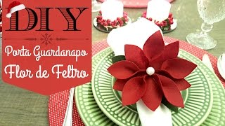 Neste vídeo eu mostro como fazer um porta guardanapo para nossas decorações de final de ano (Natal e Ano Novo) usando feltro!Materiais utilizados:- Feltro vermelho e verde- Tesoura- Cola quente- Argolas- Moldes- Pérolas sintéticas- CanetaLink para o molde: goo.gl/mtZoxgMe siga no Instagram: @carolpafiadacheUm beijo grande e até mais!! :D