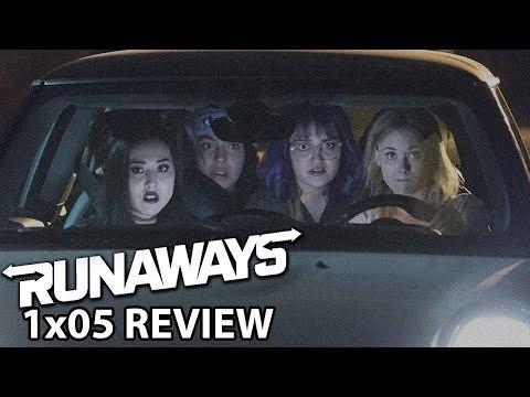 Marvel's Runaways Season 1 Episode 5 'Kingdom' Review