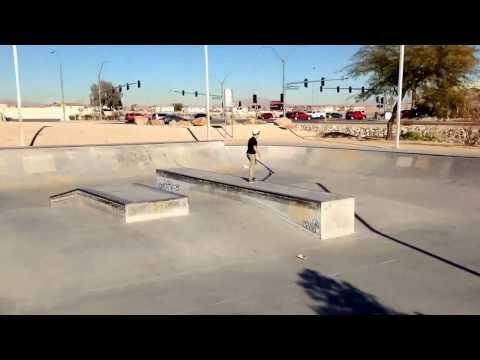 Silverado Ranch Skate park review