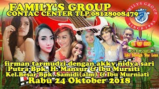 Video LIVE FAMILYS GROUP EDISI KP SETU TANGERANG SELATAN MP3, 3GP, MP4, WEBM, AVI, FLV Desember 2018