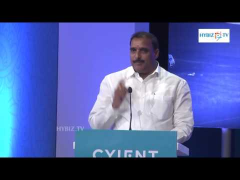, Gandhi-Cyient Digital Center 25th Anniversary
