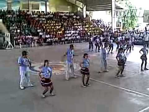 ( OLSHCO ) Timberwolves cheerdance