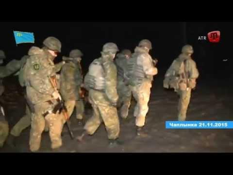 Украинские силовики штурмуют