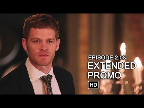 The Originals - Episode 2.03 - Every Mother's Son - Extended Promo