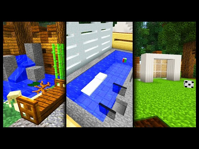 Minecraft garden designs ideas - Minecraft garden designs ...