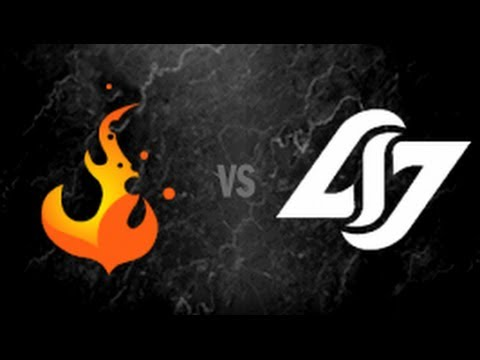 [LCS NA 2014 Spring 3rd place] CRS vs. CLG (g2)