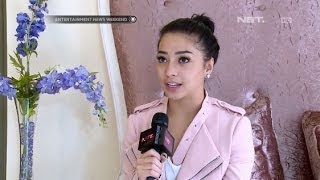 Nikita Willy melakukan treatment Dermaroller