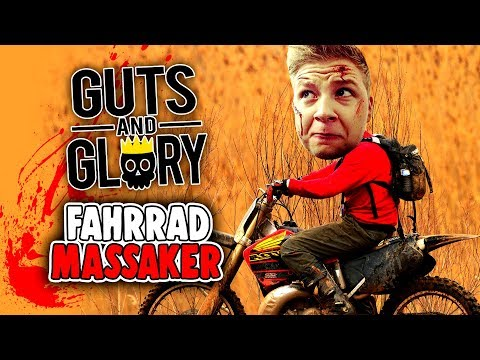 Fahrrad Massaker - Guts and Glory Deutsch - Herr Currywurst