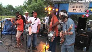 Rising Star Fife & Drum Band - Shimmy She Wobble - North Mississippi Hill Country Picnic 2010