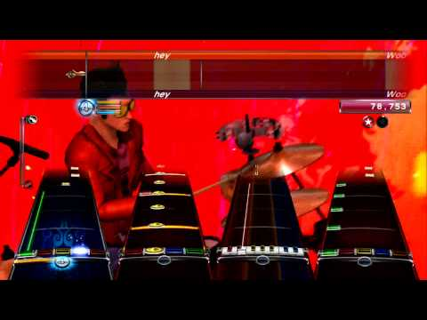 Party Hard – Andrew WK Expert All Instruments RB3 DLC