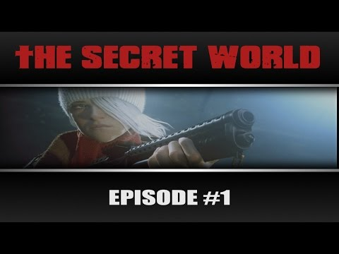The Secret World – First look + Gameplay – Character customization and more!