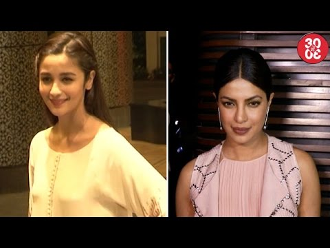 Alia Wants To Turn A Producer | It Was Raining Sta