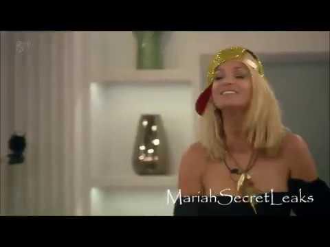 """Sarah Harding (Girls Aloud) SLAYS Mariah's """"Hero"""" Celebrity Big Brother"""