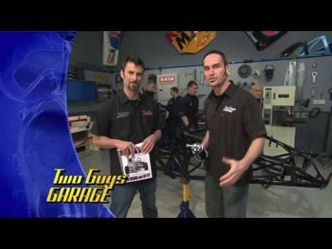 Factory Five '33 Hot Rod Two Guys Garage Build Part 1