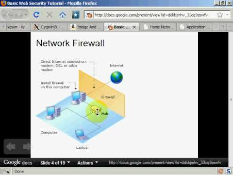 Web Tutorial Sicurezza di Base: configurazione firewall