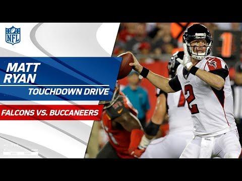 Video: Matt Ryan Guides Atlanta on TD Drive vs. Tampa Bay! | Falcons vs. Buccaneers | NFL Wk 15