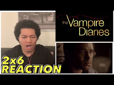 "The Vampire Diaries Reaction Season 2 Episode 6 ""Plan B"" 2x6 REACTION!!!"