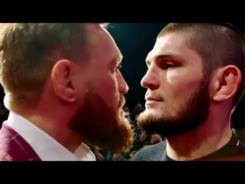 Conor McGregor Staredowns Through The Years (2013 - 2018)