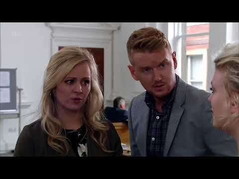Coronation Street - Bethany Prepares to Testify Against Nathan