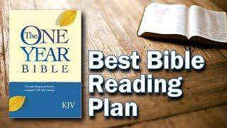 Video Best Bible Reading Plan - 1 Year Bible Reading Plan - #OneYearBible MP3, 3GP, MP4, WEBM, AVI, FLV Februari 2018
