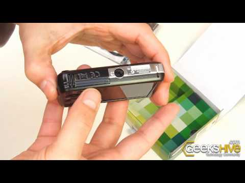 Samsung PL120 14MP Dual-View Digital Camera - Unboxing by www.geekshive.com
