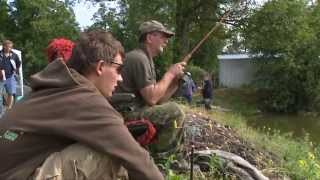 Rybáři bavili sebe a okolí aneb mohelický Bambusák