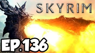Skyrim: Remastered Ep.136 - EPIC DRAGON ARMOR & DRAGON WEAPON ENCHANTS!!! (Special Edition Gameplay)