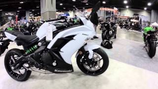 3. 2015 Ninja 650 ABS walk around and overview