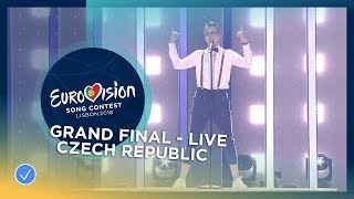 Video Mikolas Josef - Lie To Me - Czech Republic - LIVE - Grand Final - Eurovision 2018 MP3, 3GP, MP4, WEBM, AVI, FLV September 2018