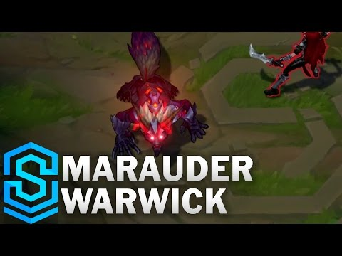 Warwick Toán Cướp Hắc Ám - Marauder Warwick