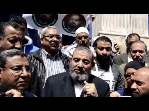 بركات: مجدي حسين يجاهد ضد التبعية والفساد وهذا هو شعاره