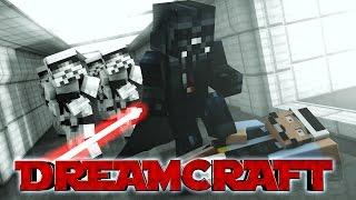 "Minecraft | Dream Craft - Star Wars Modded Survival Ep 74 ""DEATH STAR VS REBEL GUARDIAN"""