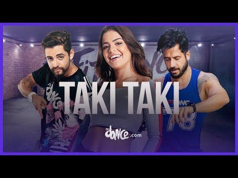Video Taki Taki - DJ Snake ft Selena Gomez, Ozuna & Cardi B   FitDance Life (Coreografía) Dance Video download in MP3, 3GP, MP4, WEBM, AVI, FLV January 2017