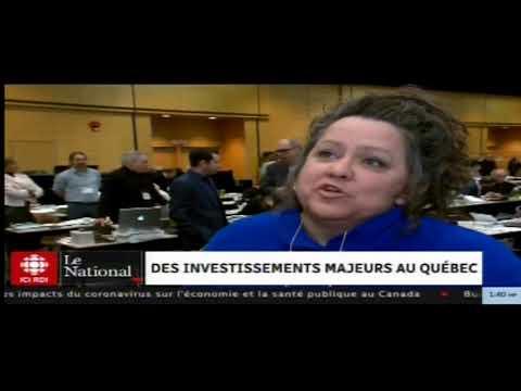 Réaction de l'APTS au budget 2020 - Le National