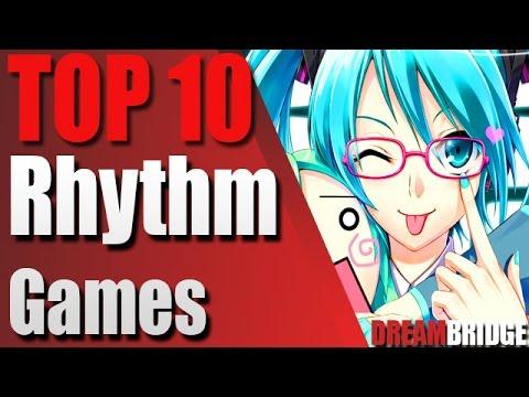Top 10 Rhythm Games Ft. Forrest the Fox