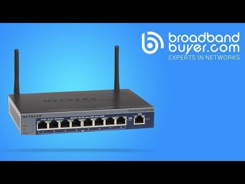 NETGEAR ProSafe Firewall Overview