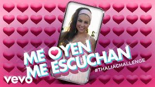 Thalía - Me Oyen, Me Escuchan (Audio)