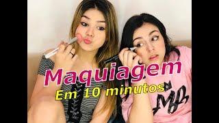 Maquiagem em 10 minutos